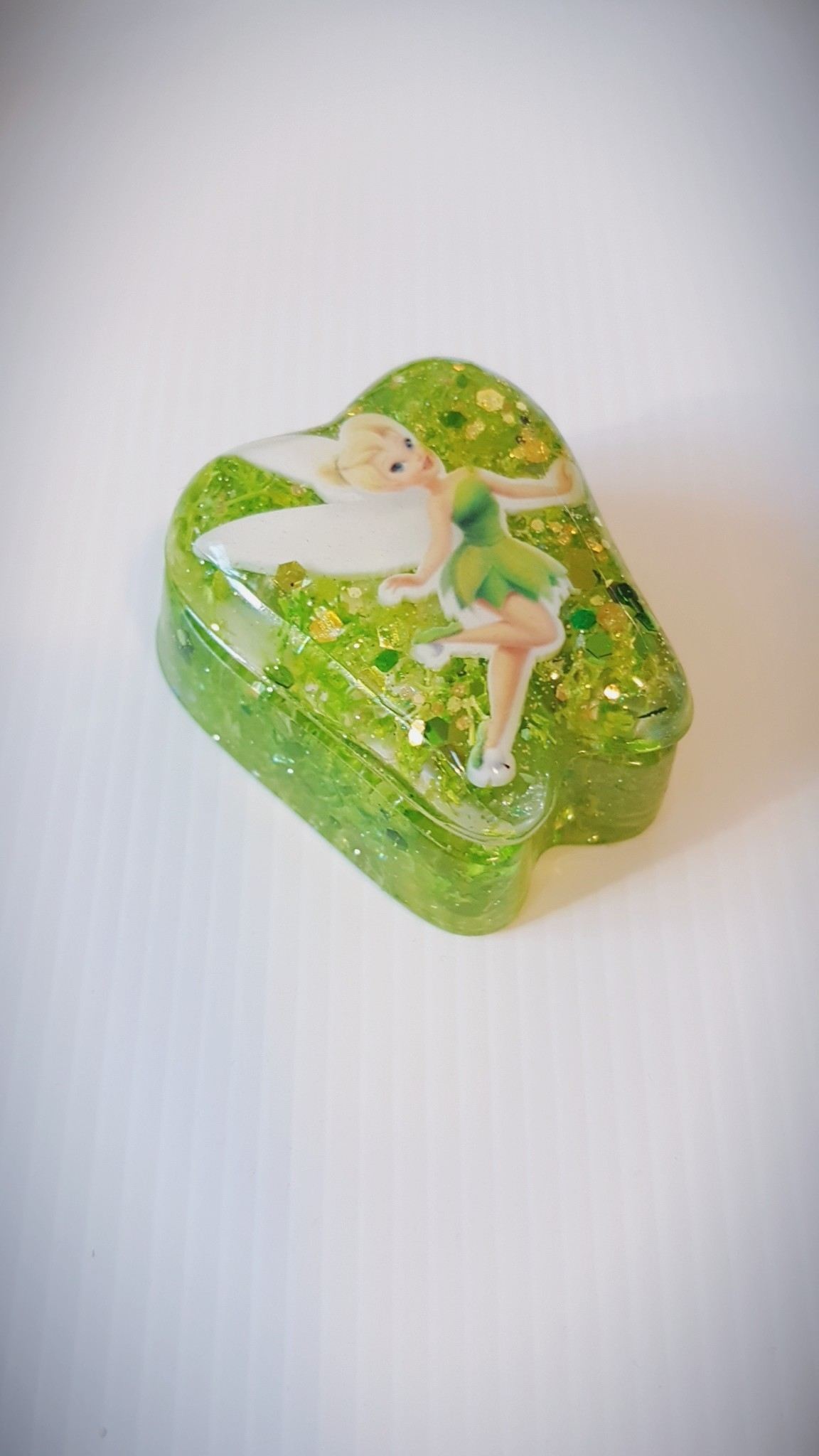 Tooth Fairy Box Tinkerbell