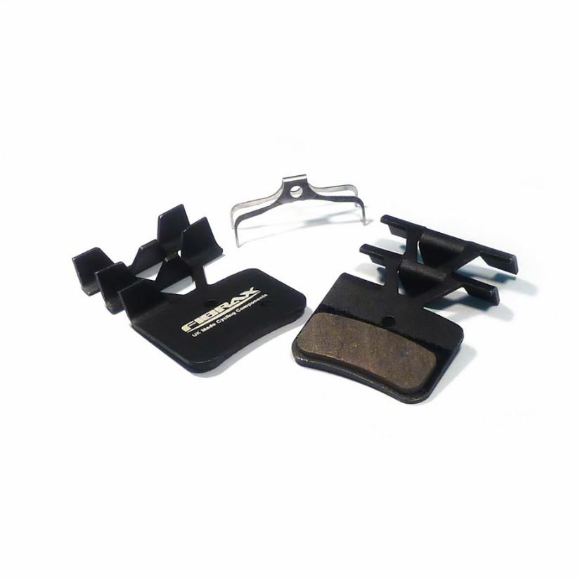 SHIMANO Saint / Zee M810 (4 Piston) - Semi-Metallic FINNED Disc Brake Pad