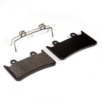 Hope Mono 6 (Ti) - Semi Metallic Disc Brake Pad