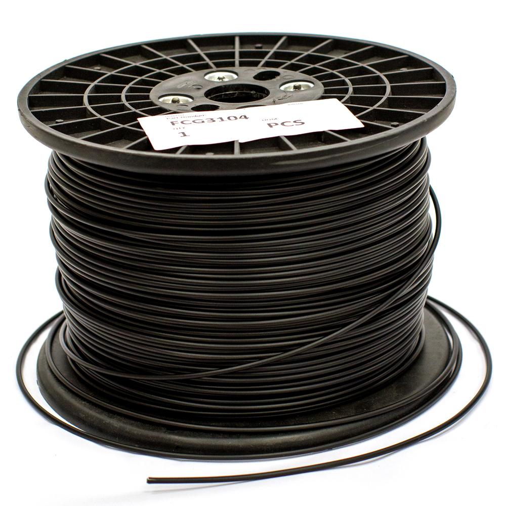 Gear SP4 Outer Casing 400m (Reel) - Black