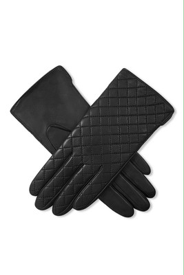 Black - Quilted