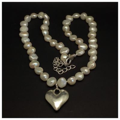 Heart (Fresh water pearl)