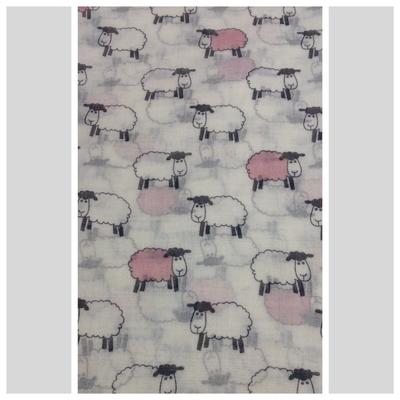 Sheep Scarf