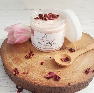 French Affair body polish