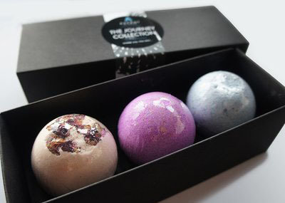 Journey Collection Bath Ball Gift Box