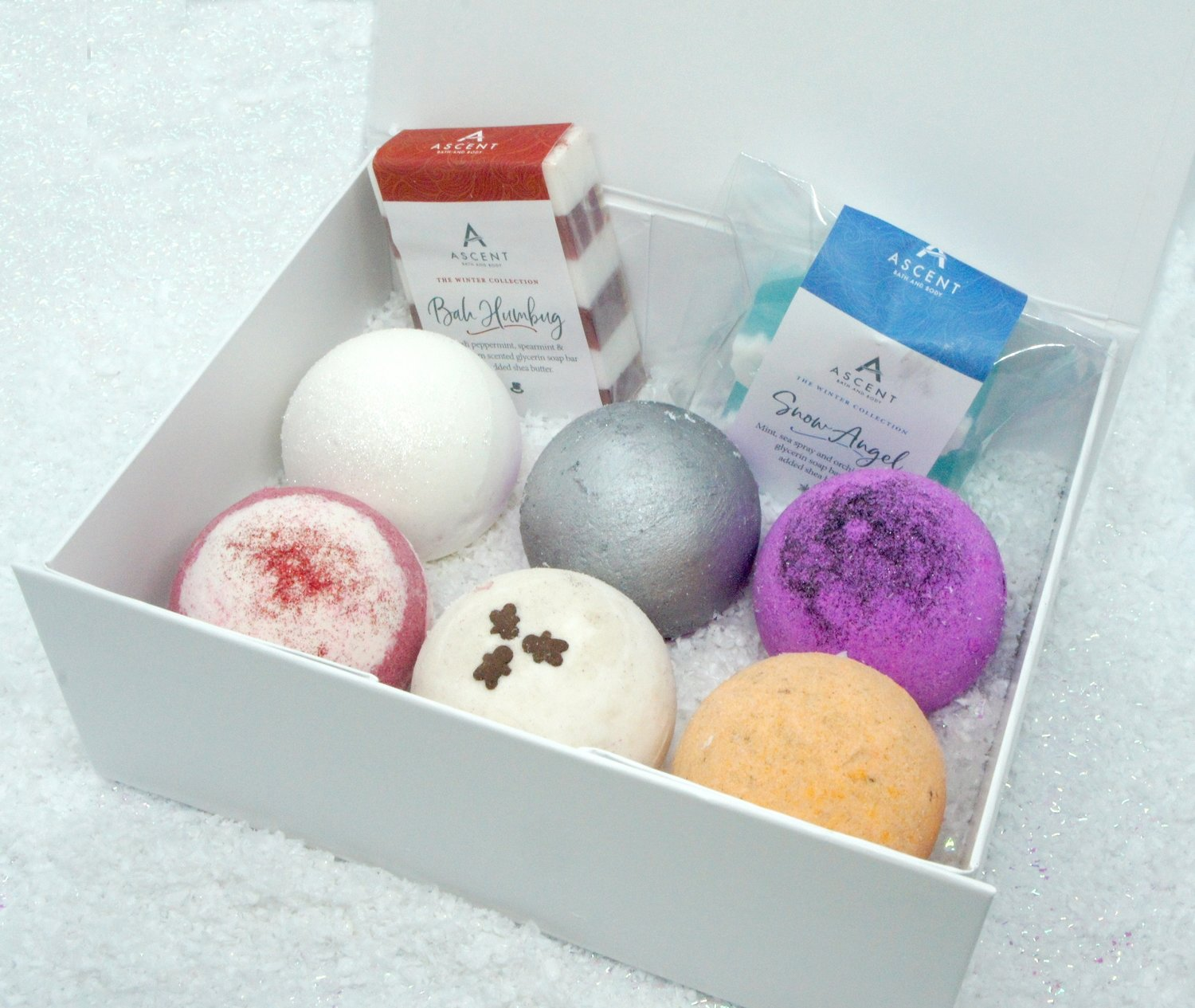 The Winter Collection Deluxe Gift Box