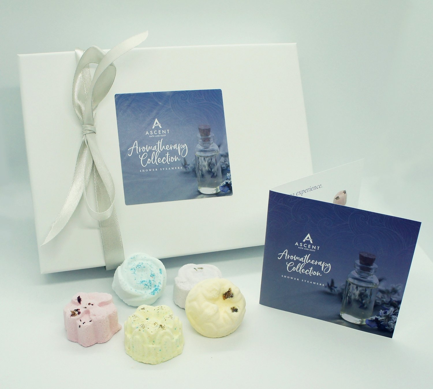 Aromatherapy Shower Steamer Gift Box