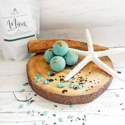 Siren Song mini bath ball pouch