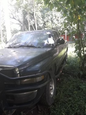 ​LOTE: 756 / PICK UP MARCA: DODGE. MODELO: RAM. AÑO: 1999 COLOR: VERDE BOSQUE