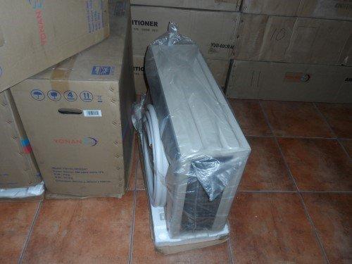 LOTE: 626 / PRODUCTO NUEVO /  TRES (03) AIRES ACONDICIONADOS COMPLETOS, MARCA: YONAN, CAPACIDAD: 12,000 BTU