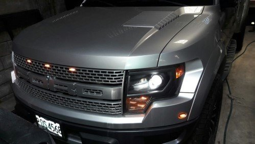 ​LOTE: 738 / PICK UP MARCA: FORD. MODELO: F 150 RAPTOR. AÑO: 2013