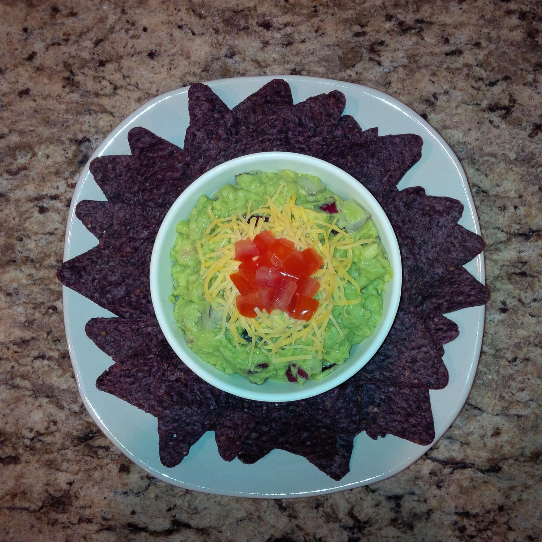 Homemade Guacomole