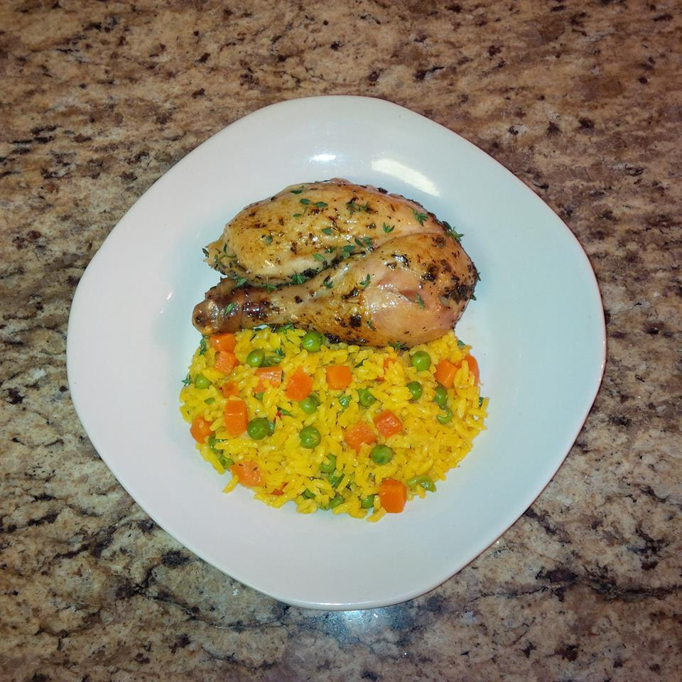 Organic Herb Roasted Chicken