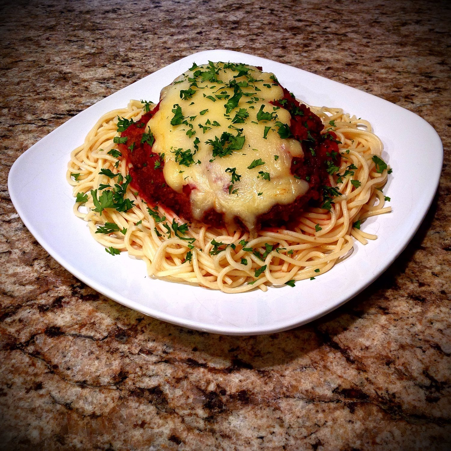 Family Meal Deal - Organic Chicken Parmesan