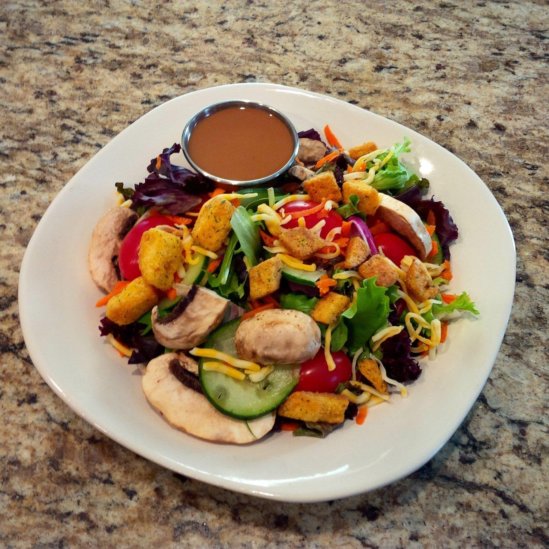 Family Meal Deal - Organic Garden Salad