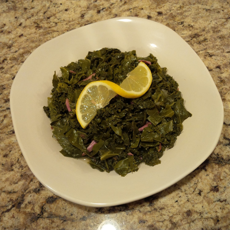 Collard Green/Kale Mix