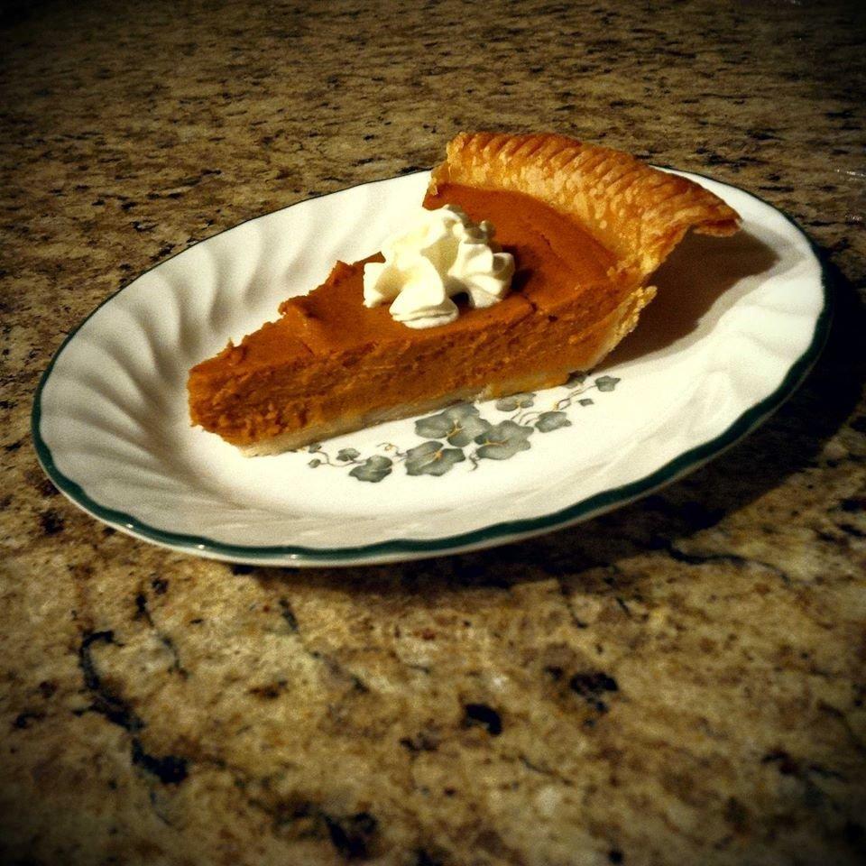 Organic Gluten-Free Sweet Potato Pie