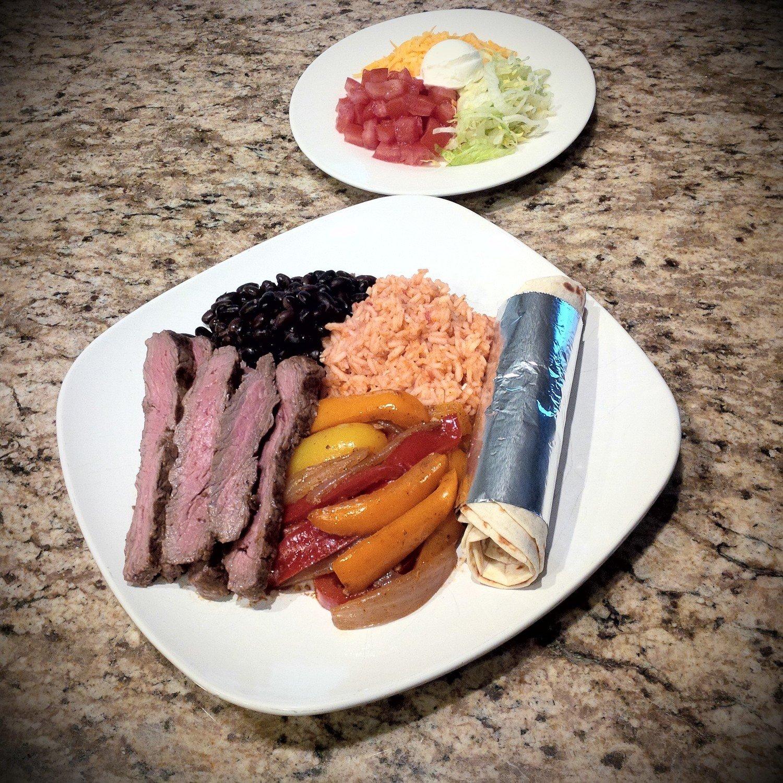 Organic Beef Fajitas