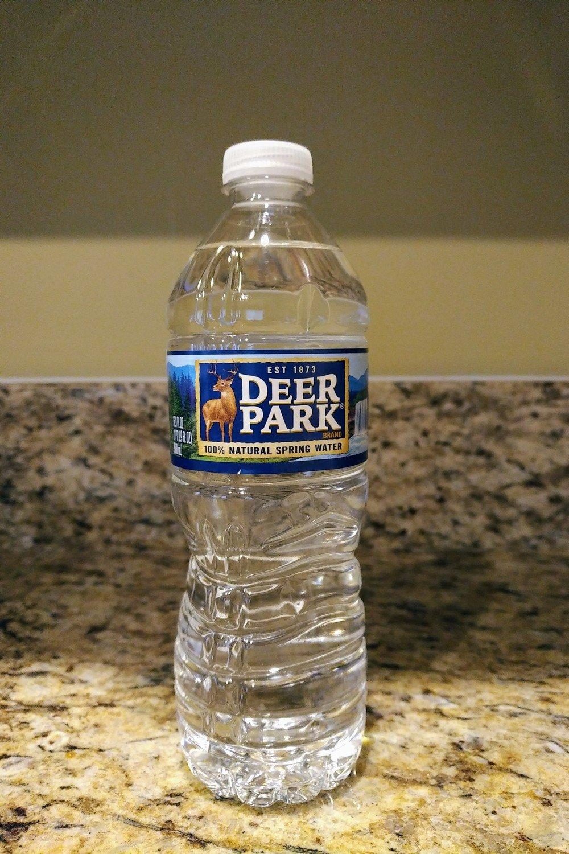 Deer Park | 100% Natural Spring Water (16.9 FL. OZ.)