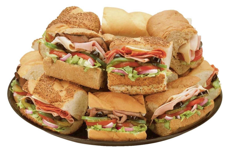 Lady K's Sandwich Combo Platter