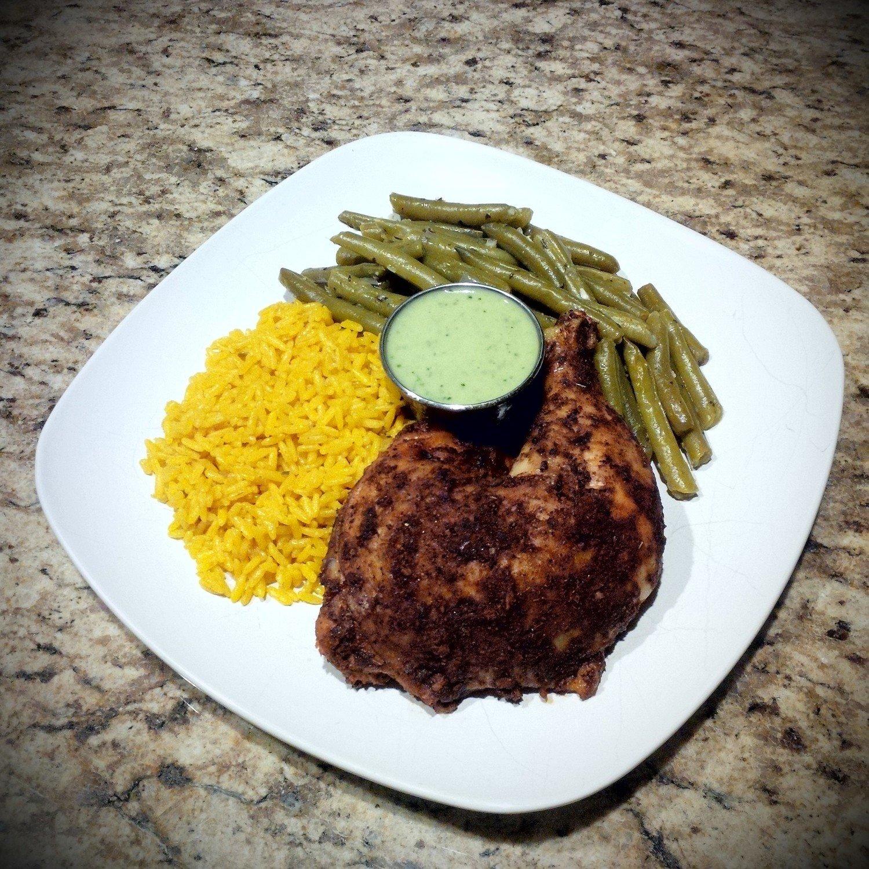 Organic Peruvian Chicken