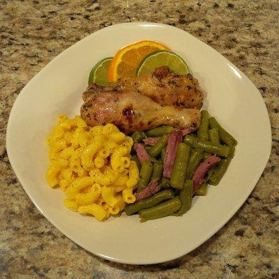 Family Meal Deal - Organic Citrus Drumsticks