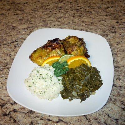 Family Meal Deal - Organic Cilantro Citrus Chicken