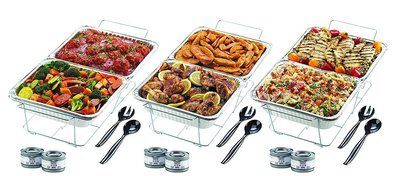 Bulk Order Catering | Full Service Set-Up