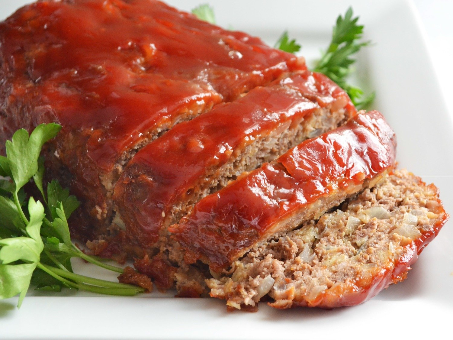 Organic Homemade Meatloaf