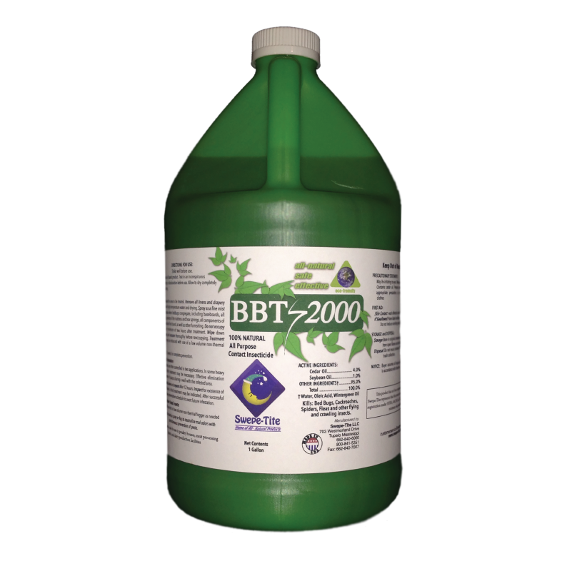 1 GALLON BBT-2000 INSECTICIDE:BBT-1GL
