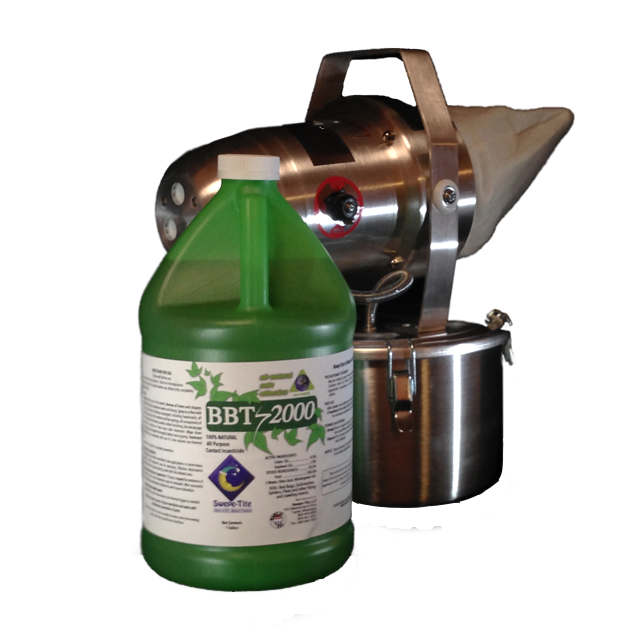 BBT-2000 and Fogger INSECTICIDE:BBT-1GL+FOG