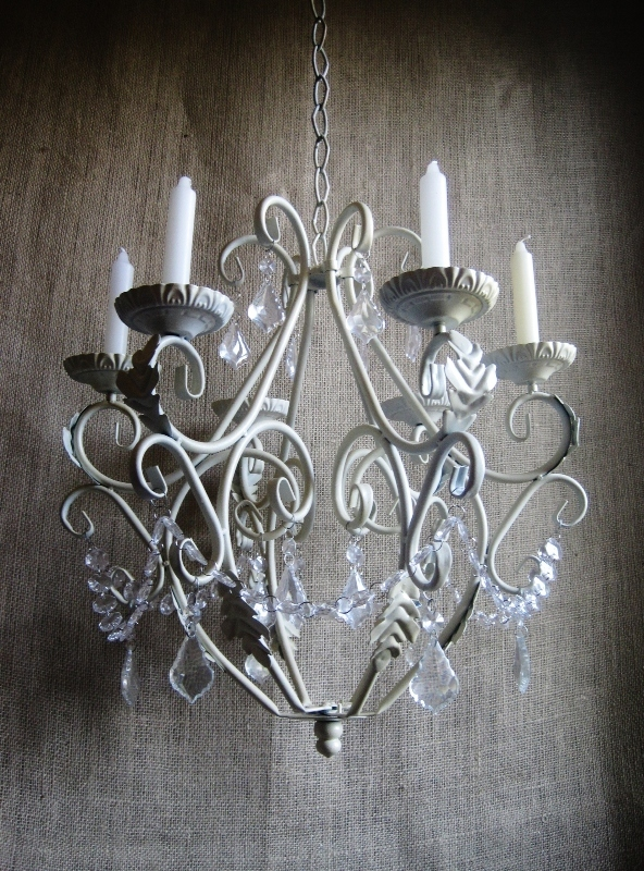 Candle Chandelier The Queen