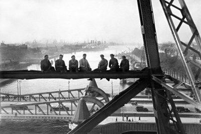 Historisch Rotterdam, Hefbrug 1932, Spaarnestad Photo