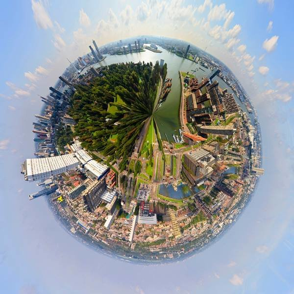 Modern Rotterdam, Planet Rotterdam, Huib Nederhof