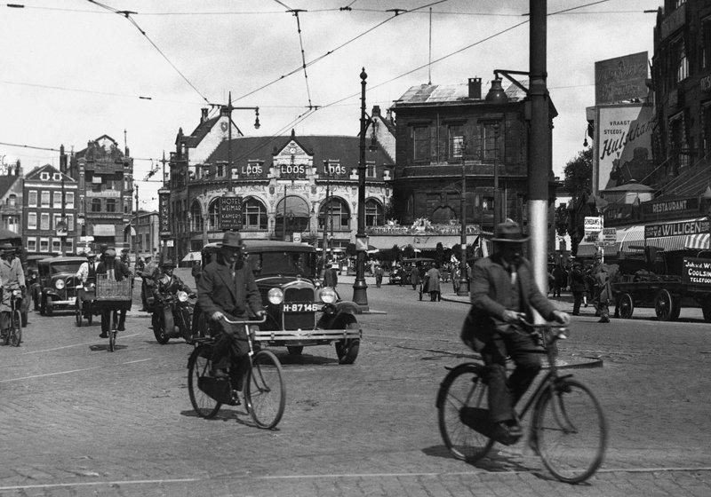 Historisch Rotterdam, Hofplein 1930