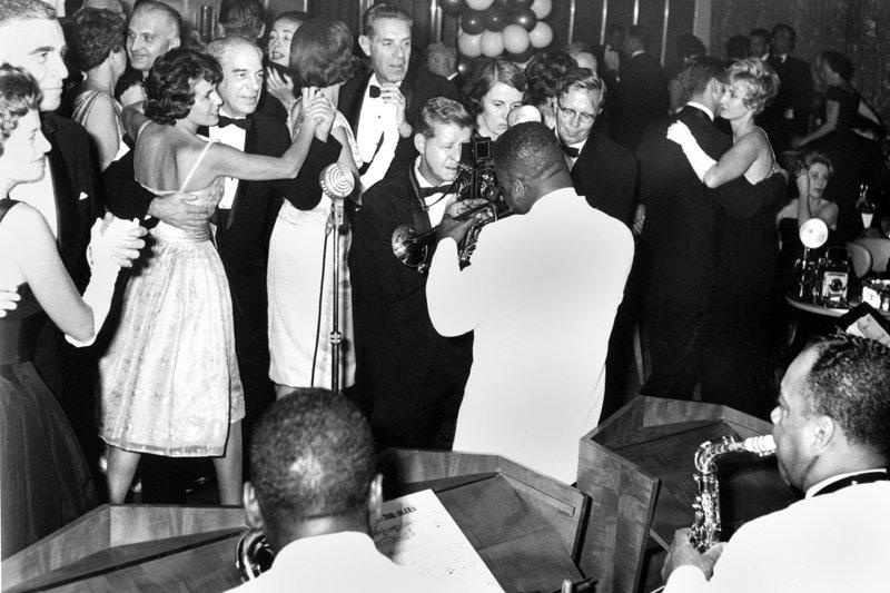 Historisch Rotterdam, Jazz optreden aan boord van het SS Rotterdam 1967, Harry Mosch