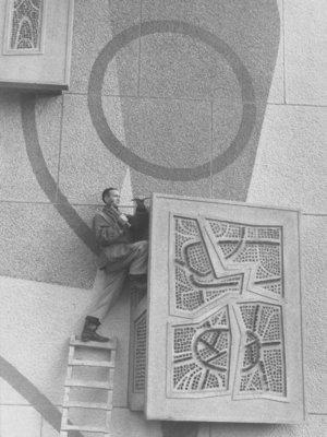 Historisch Rotterdam, PTT gebouw, C. Beket