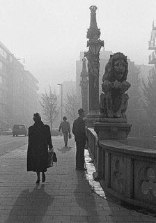 Historisch Rotterdam, Regentessebrug 1961, Lex de Herder