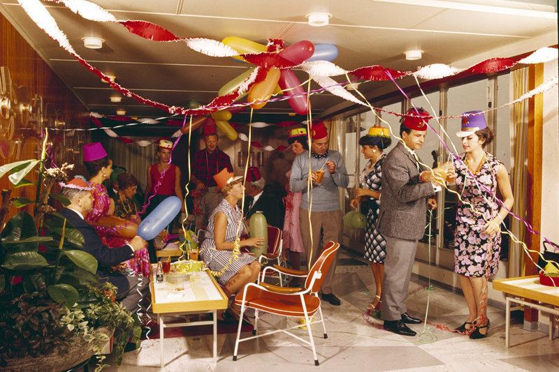 Historisch Rotterdam, SS Rotterdam 1967, Harry Mosch