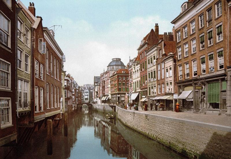 Historisch Rotterdam, Het Steiger 1905, Stadsarchief Rotterdam