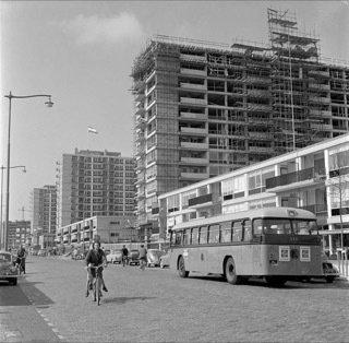 Historisch Rotterdam, Karel Doormanstraat, Capri 1955, Jan Roovers