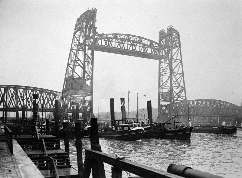Historisch Rotterdam, De Hefbrug, Rijkswaterstaat