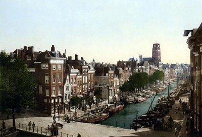 Historisch Rotterdam, Delftsevaart 1998, Stadsarchief