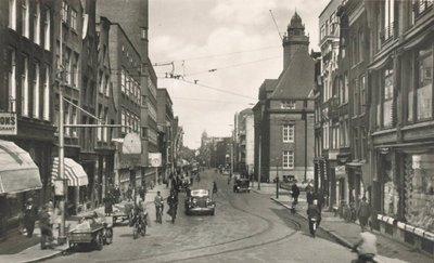 Historisch  Rotterdam, Botersloot 1920, Uitgeverij Voet