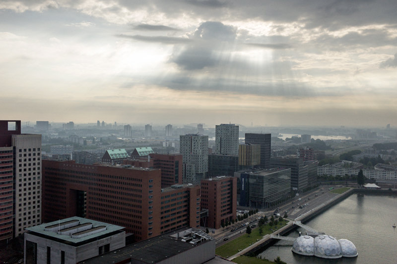 Modern Rotterdam, Building the Rotterdam 2, Ruud Sies