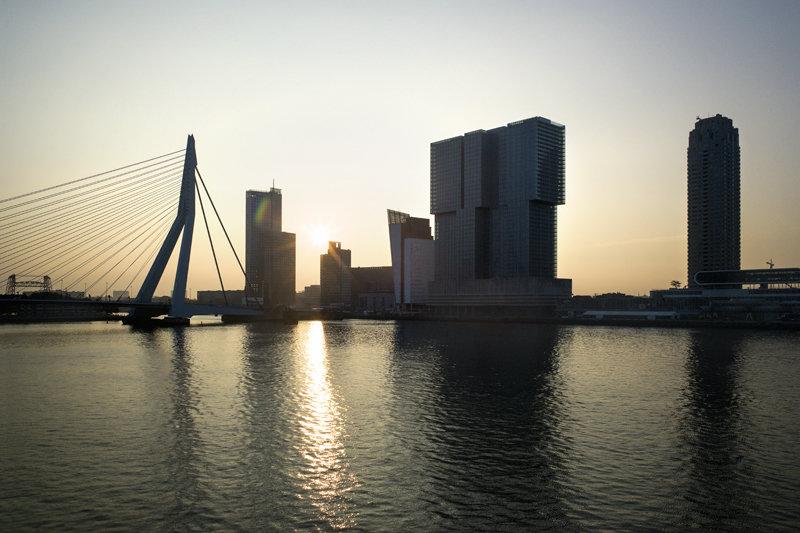 Modern Rotterdam, Building the Rotterdam 3, Ruud Sies