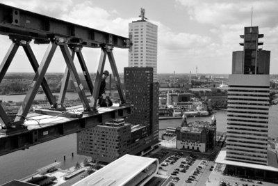 Modern Rotterdam, Building the Rotterdam 7, Ruud Sies