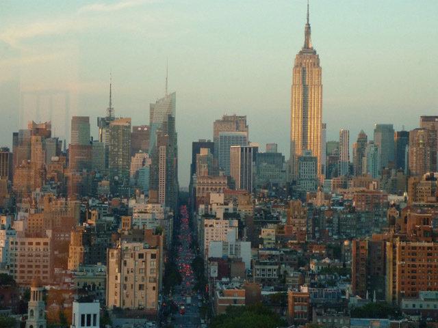 Rest van de wereld, skyline New York