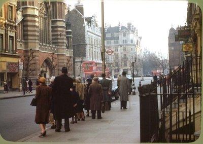 Rest van de wereld, Londen jaren 30