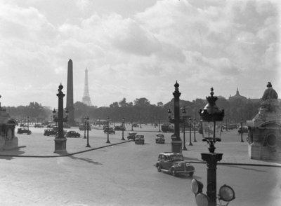 Rest van de wereld, Parijs